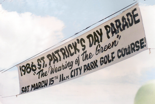 St Patricks Day Parade, Louisiana, Baton Rouge