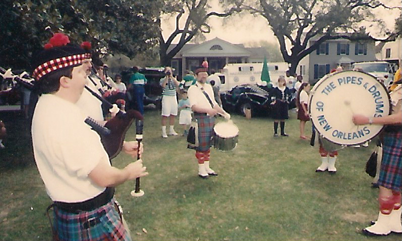 New Orleans Bagpipers