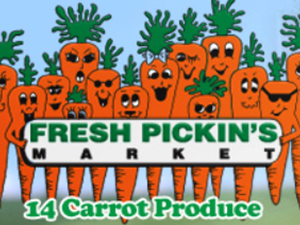Fresh Pickens Market